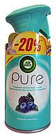 Освежитель воздуха Air Wick Pure Ягодный коктейль - 250 мл. - 20%