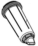 Крышка фильтра Banjo LST100-B