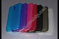 Силиконовый чехол LG Optimus L7 II P715