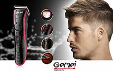 Машинка для стрижки волос Gemei GM 792, фото 3