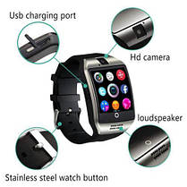 Розумні годинник Smart Watch Q18, фото 2