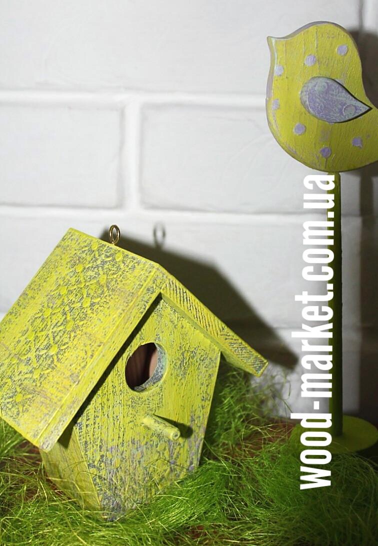 Домик пасхальный