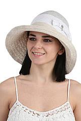 Шляпа летняя мягкая с рюлексом
