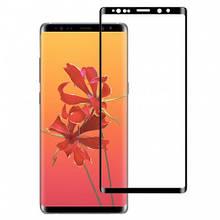 Защитное стекло 3D Full Glue для Samsung Note 9 (Черное)