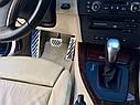 Оригинальные накладки на педали BMW Performance (АКПП) BMW X3 (F25) (35002213212), фото 4