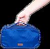 Распродажа Прямоугольный органайзер для косметики ORGANIZE  (синий), фото 3