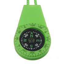 Выживание мини компас Тип весов с водой повесить веревку случайный цвет - 1TopShop, фото 3