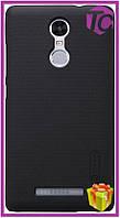 Чехол-накладка Nillkin Super Frosted Shield Xiaomi Redmi Note 3 Black