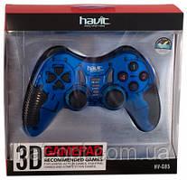 Геймпад HAVIT HV-G85 USB+PS2+PS3 синий