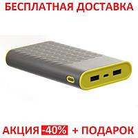Power Bank HOCO 20000mAh Rege B31 картон Портативная батарея Внешний аккумулятор зарядний пристрій, фото 1