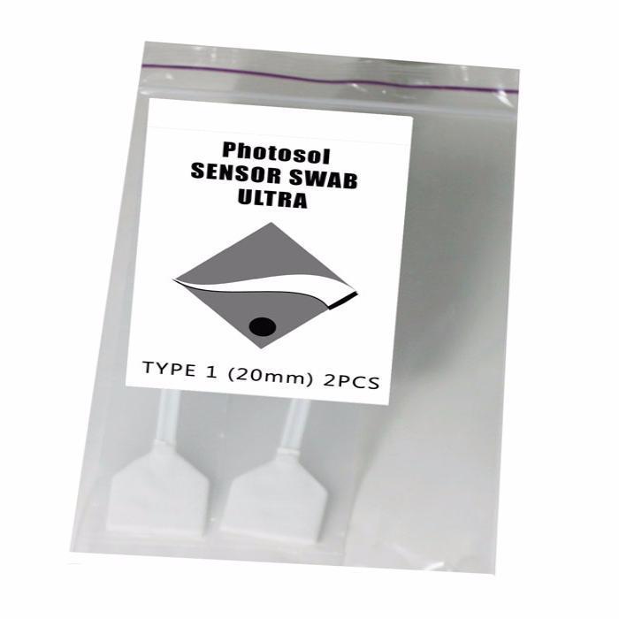 Photosol SENSOR SWAB ULTRA Type 1 - швабры для чистки матриц 20мм (2шт.)