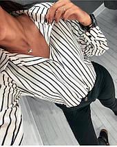 """Женская блузка в полоску """"Felicity"""", фото 3"""