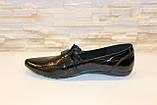 Туфлі жіночі чорні натуральна шкіра Т53, фото 2