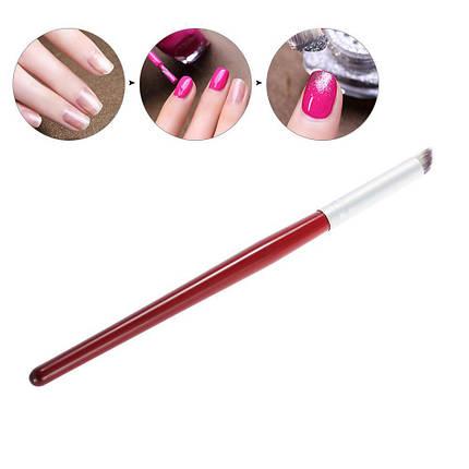 Ногти Щетка Волосы Starry Постепенное изменение Красное дерево Halo Dye Ручка - 1TopShop, фото 2