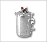 Автоклав Гуд 24 электро ( 8 банок- 1л 24 банок-0,5 л) из нержавеющей стали