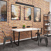 Стол обеденный Бинго Лайт 120 Металл-Дизайн