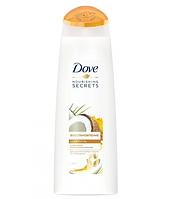 Восстанавливающий шампунь Dove с куркумой и кокосовым маслом, 250мл