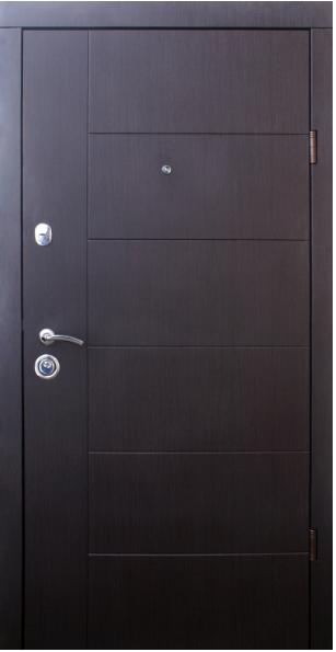 """Двери входные """"Стильные двери"""" серия Оптима Плюс Kale Х005"""