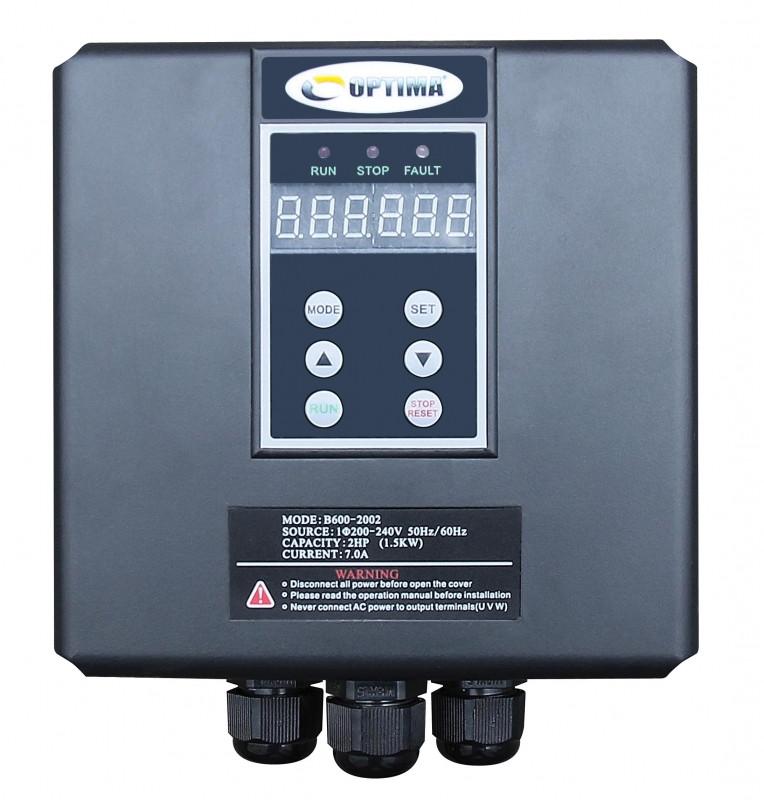 Частотний Перетворювач Optima B600-2002 1.5 кВт