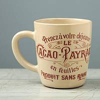 "Кружка Прованс ""Le Cacao Payraud"", малая, 0.25 л, цвет микс, фото 1"