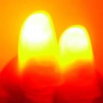Фонарик Finger Cot Easyfashion Light Up Thumbs Волшебный Опоры - 1TopShop, фото 3