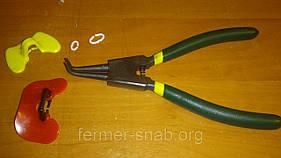 Инструмент для надевания очков и стопроных колец