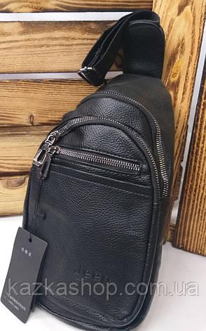 Сумка через плечо, велосипеда на три отдела, регулируемый ремешок, материал искусственная кожа, фото 2