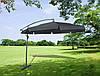 Зонт садовый GoodHome DP-HG300 темно-серый (8002), фото 2