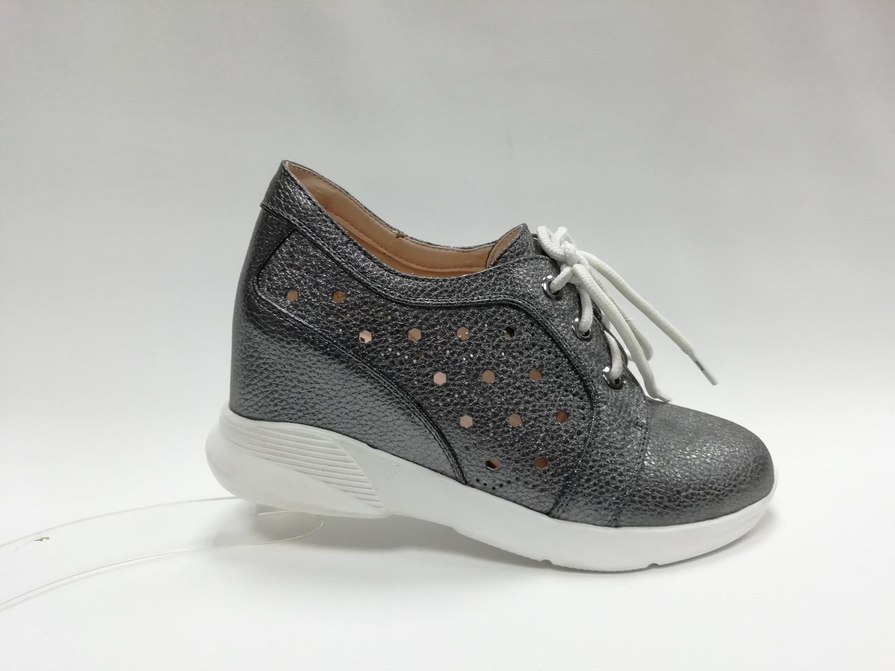 Летние туфли. Маленькие размеры (33 - 35 ).