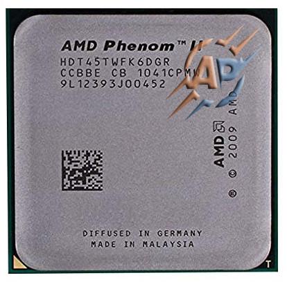 Процессор AMD Phenom II X6 1045T 2.7GHz 2000MHz (HDT45TWFK6DGR) Socket AM3 95W