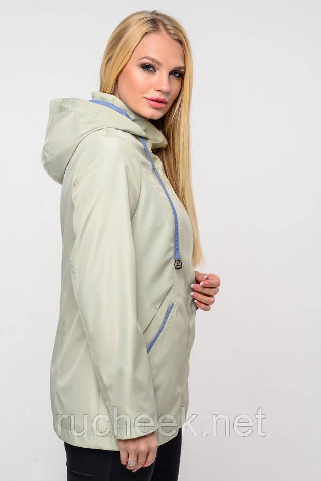 Легкая куртка женская