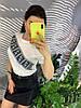 Стильная юбка из экокожы.   Размер: М-88/90 Л-90/92 ХЛ-92/94. Цвет: черный (0477), фото 2