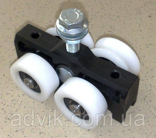 Роликовий візок автоматичних дверей Geze Slimdrive SL