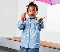 Непромокаемая ветровка-дождевик от от тсм tchibo (чибо), германия, размер 122-128 см