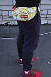Поясная сумка Supreme (Simpsons) сумка на пояс, фото 2