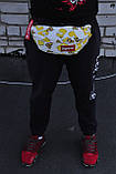 Поясная сумка Supreme (Simpsons) сумка на пояс, фото 3