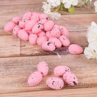 """Яйца """" перепёлки""""  розовые  (3 см.)"""
