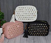 Женские небольшие сумки со стразами в ассортименте, фото 1