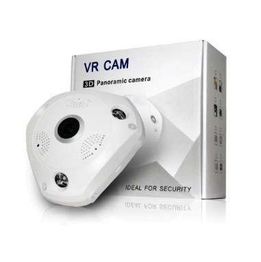 Панорамна Wi-Fi IP-камера 360° (риб'яче око)