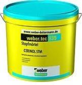 Быстросхватывающийся гидроизоляционный состав Вебер.Тек 935 (Церинол СТМ /Weber.tec 935(Cerinol STM) уп.14 кг