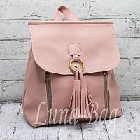 Женский Рюкзак 3 Цвета Розовый (Размер 29*29*13)