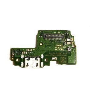 Плата зарядки Huawei Honor 6C Pro (JMM-L22), V9 Play, с разъемом зарядки, с микрофоном (HQ)
