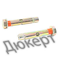 Анкер болт 20х110 з різьбою М16 однораспорный