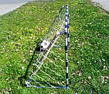 Детские футбольные ворота, усиленные 1200Х850мм, фото 3