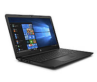 """Ноутбук HP Notebook 15.6"""" 8/1000GB, 2500U, Vega 8 (15-DB0069WM) Черный"""