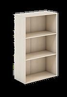 Шкаф стеллаж средний Сенс 706х330х1154 S4.00.11, фото 1