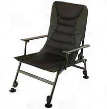 Кресло складное карповое Ranger с водонепроницаемым ПВХ покрытием SL-102 (62х48х44.5см)