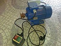 Двигатель на 1.5КВт 220V к бетономешалкам А-Викт, фото 1