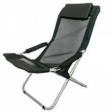 Шезлонг Ranger Comfort 2 (1010х900х620мм), чорний