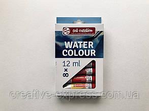 Набір акварельних фарб, ArtCreation 24*12 мл, Royal Talens